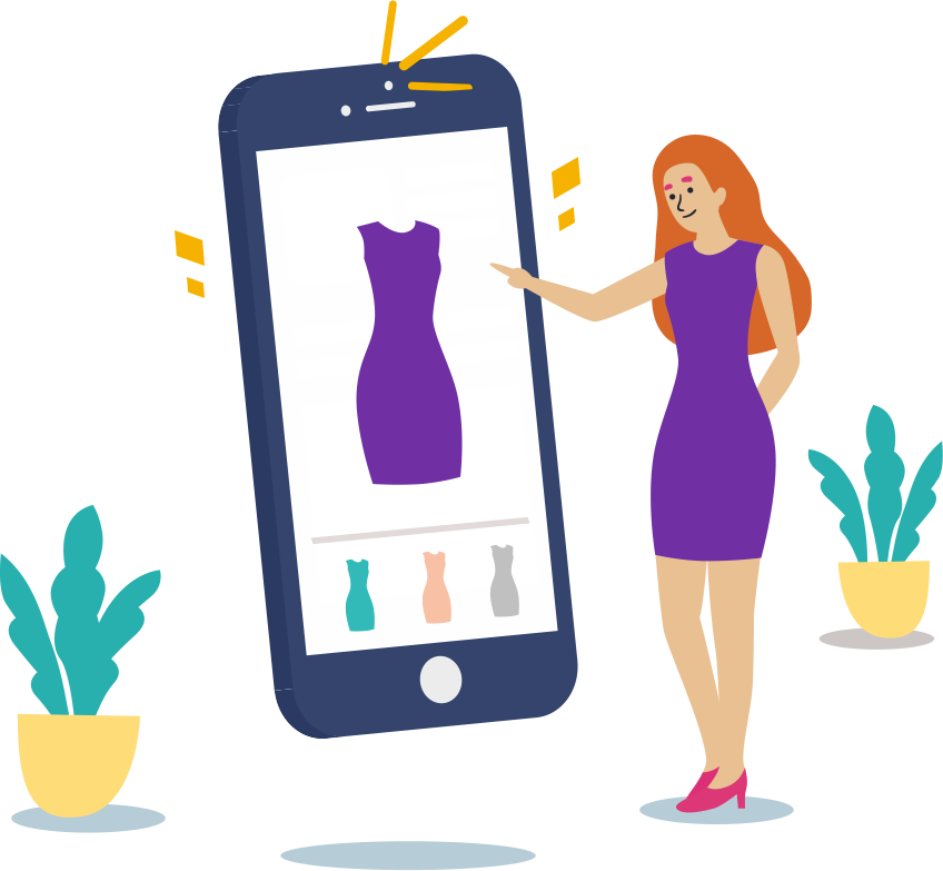 Artificial intelligence makes finding YOUR style online fun and easy