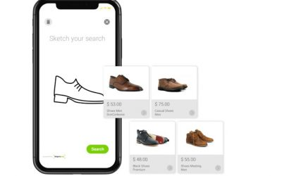 Using a Sketch Search to Fuel Customer Engagement