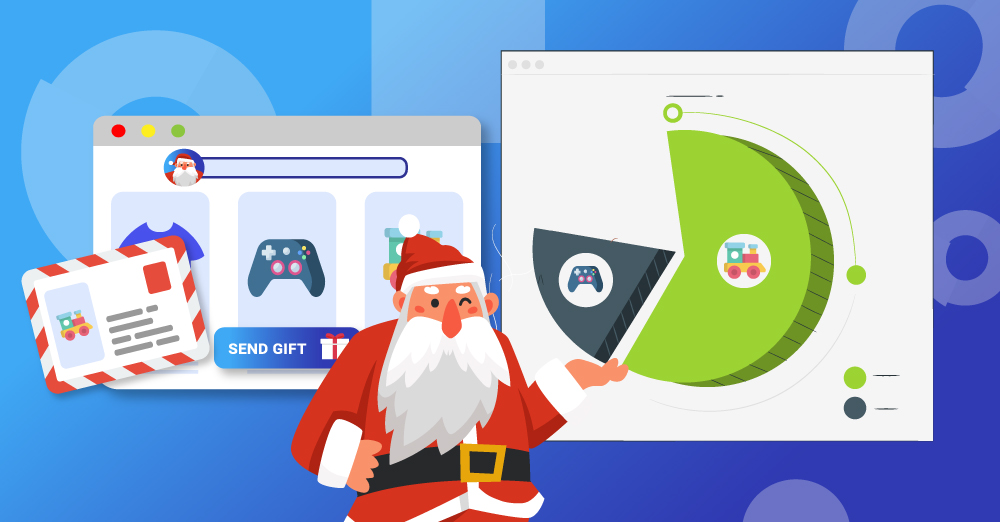 eCommerce Christmas experience